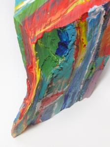 Wood art (in progress) I, 2014, nah